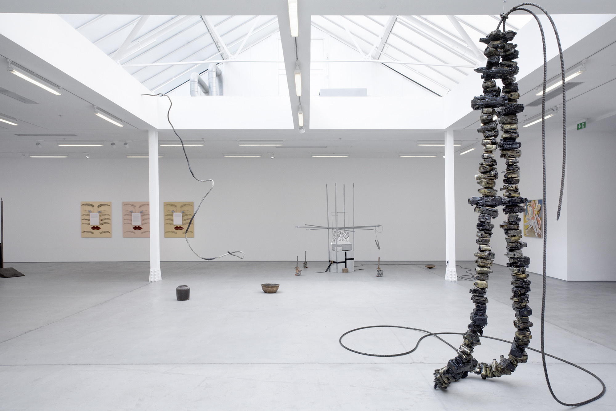 <p>Installation View, 2017</p>