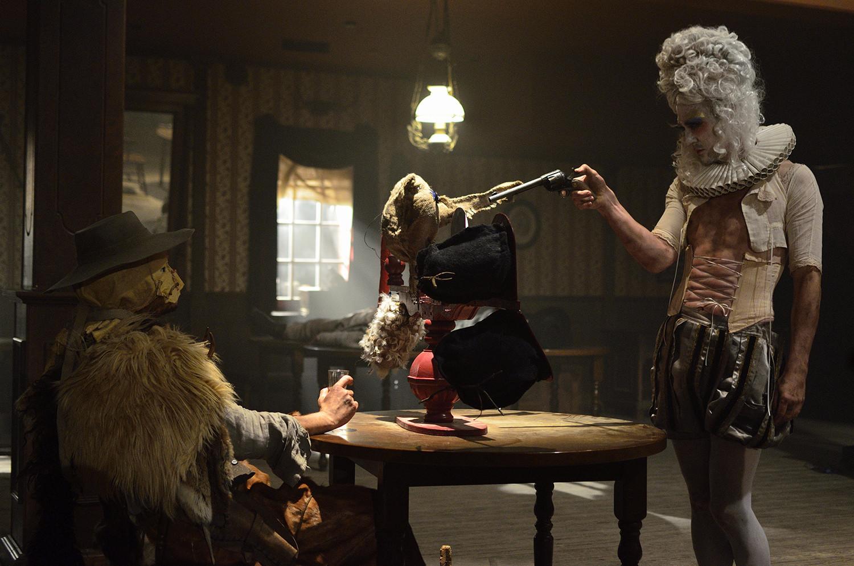 "<div class=""artwork_caption""><p>Hell's Bells, 2017 [film still] <br>Photo: Martin Sommer</p></div>"