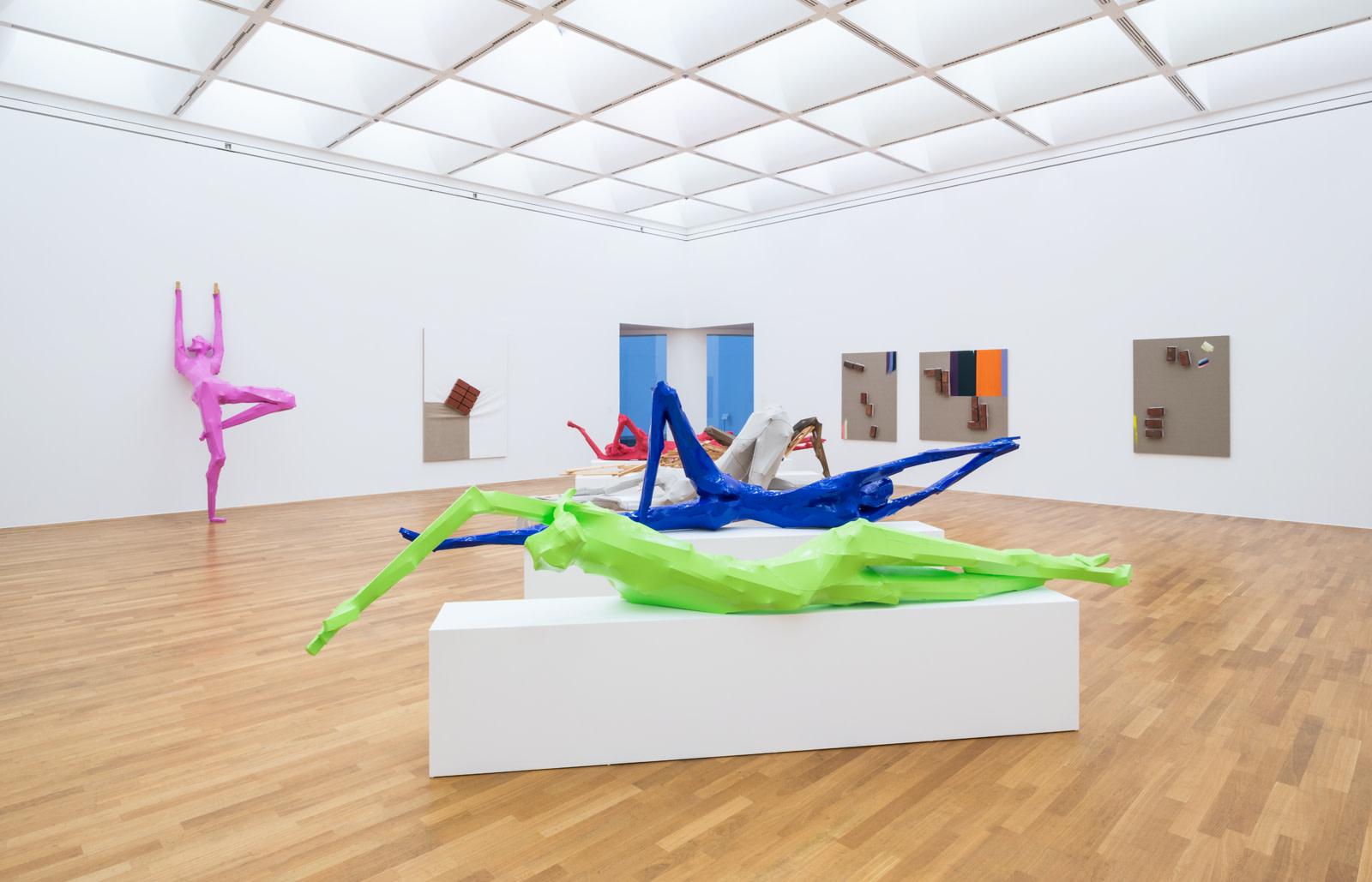 <p>Installation view, Kunstmuseum Bonn, 21 September 2017 – 07January 2018</p>