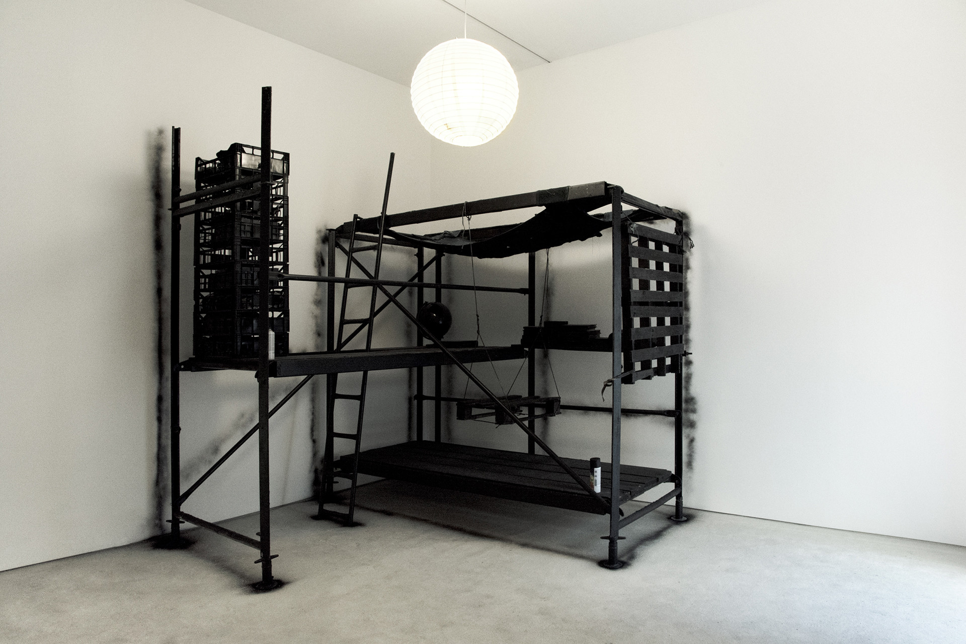 <p>Klara Liden, The Teenage Room, 2009 [detail]</p>