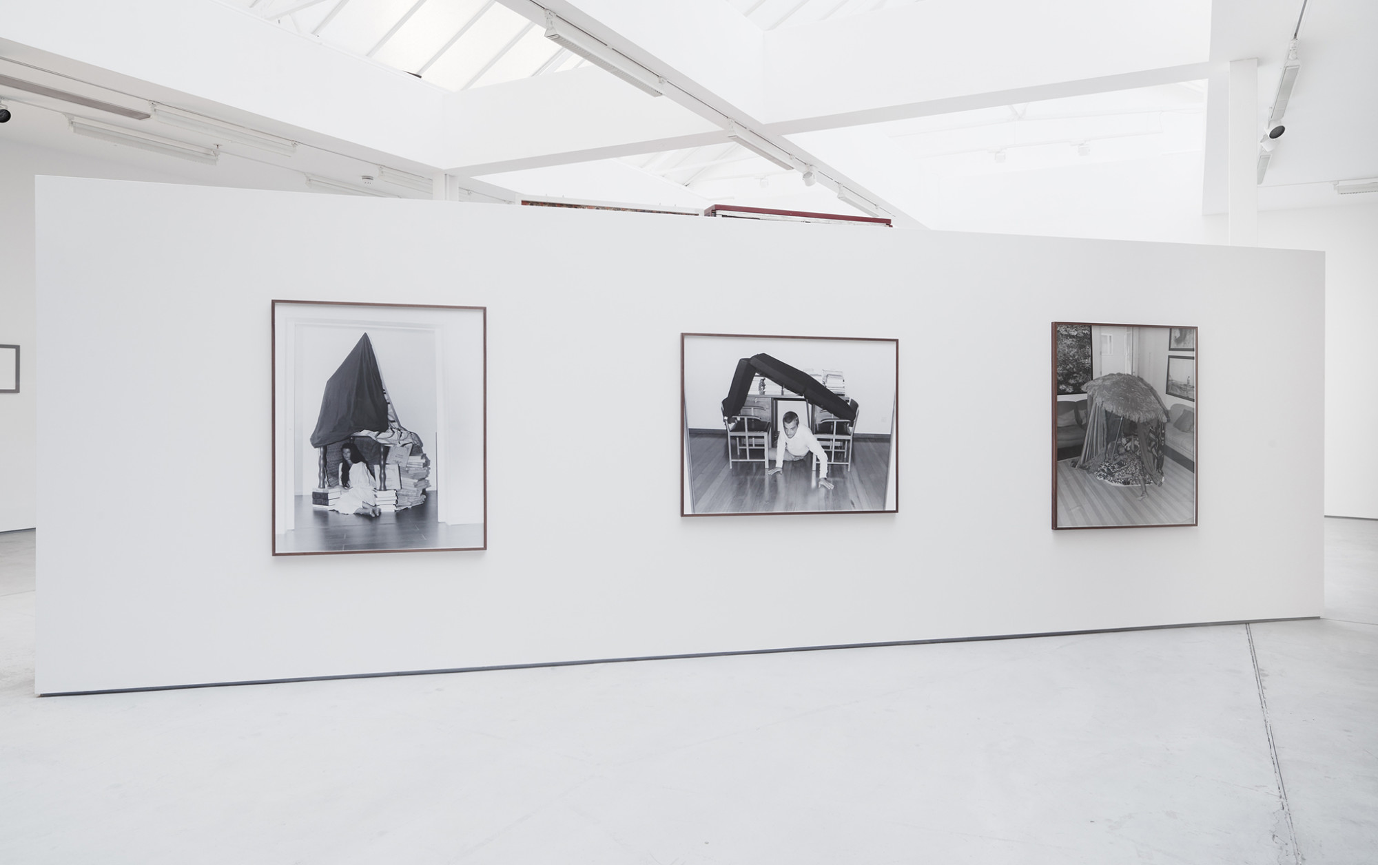 <p>Joanna Piotrowska, installation view, 2017</p>