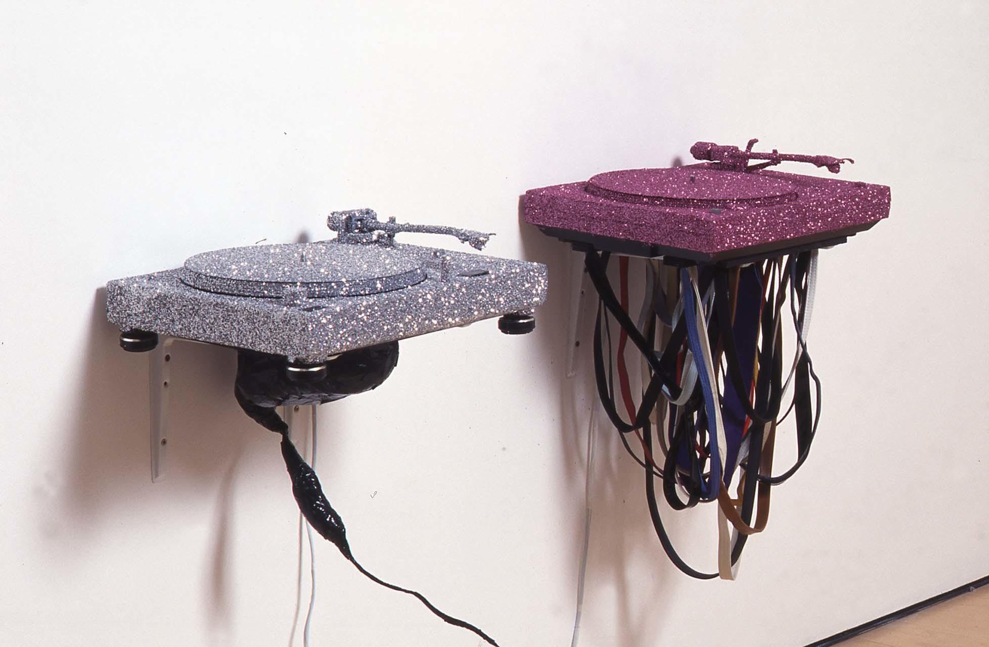 <p>Handbag Root in E-Minor, 1999</p>