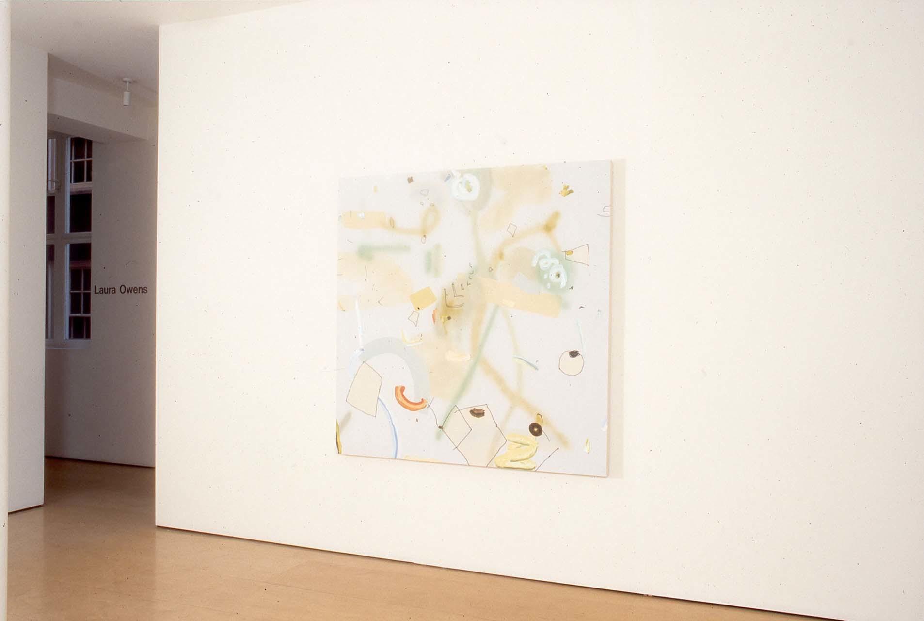 """<div class=""""artwork_caption""""><p>Installation View, 1999</p></div>"""
