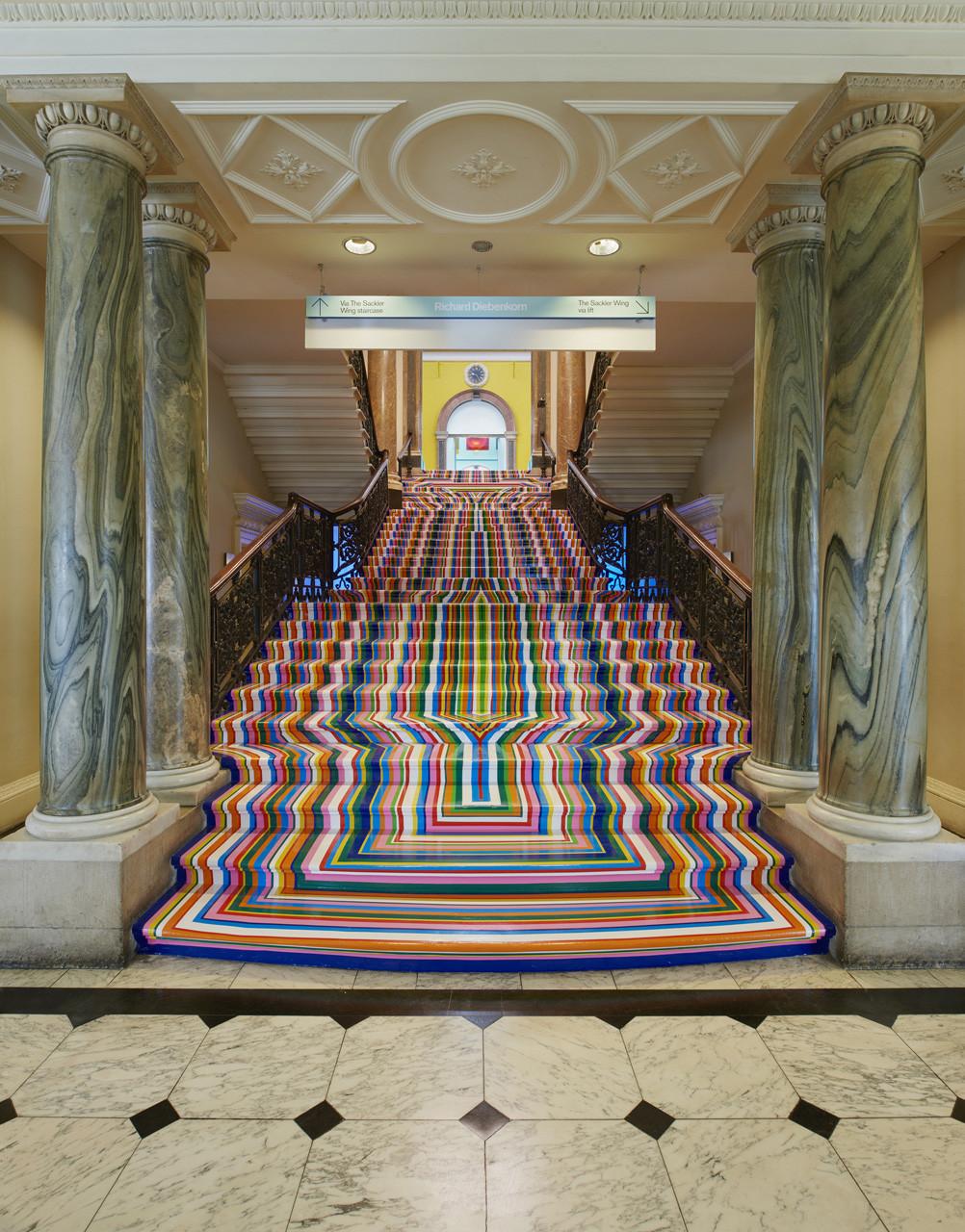 <p><em>ZOBOP</em></p><p>Summer Exhibition 2015, Royal Academy of Arts, Burlington House, London, 8 June – 16 August 2015</p>