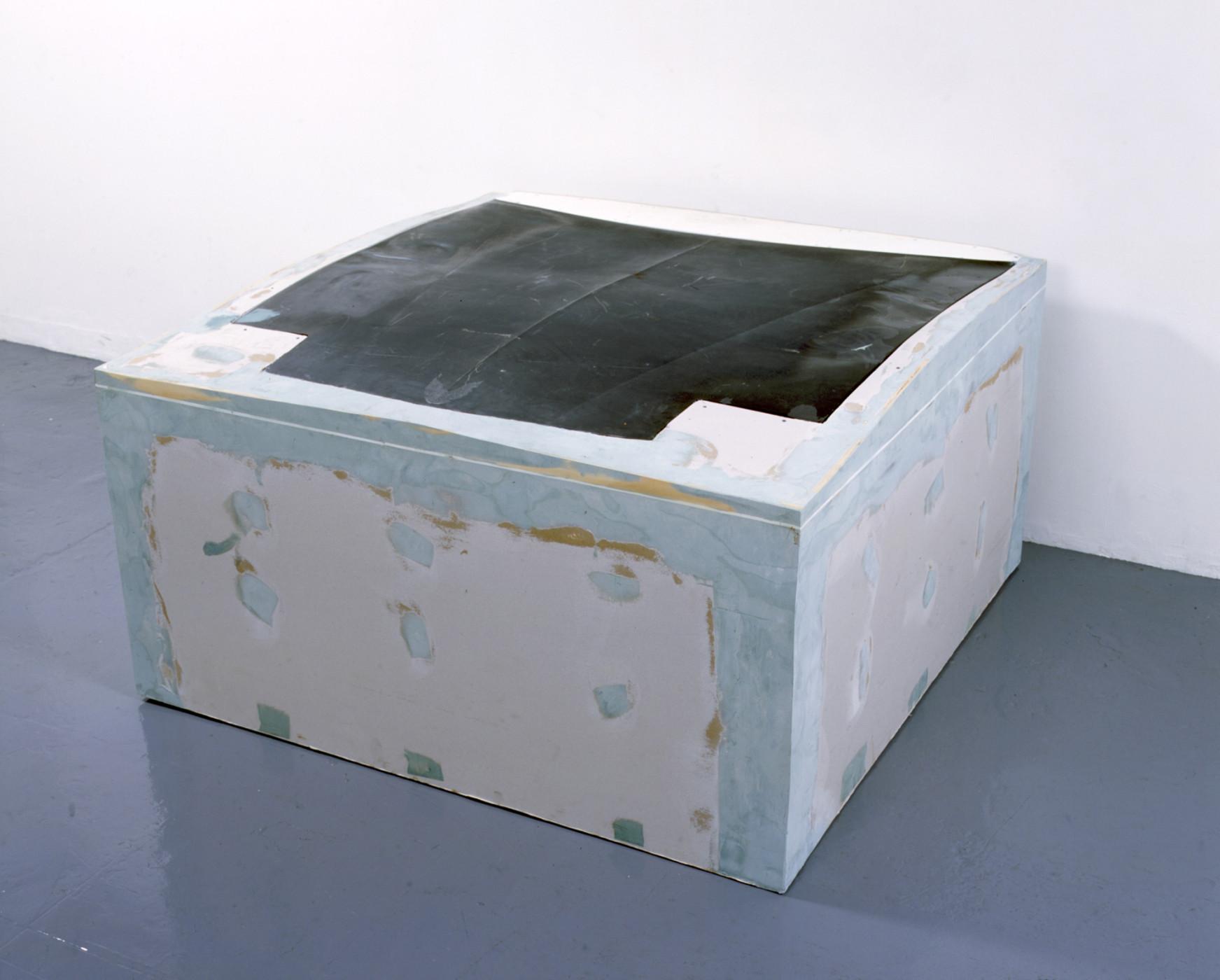 <div class=&#34;title&#34;><em>Untitled (hood)</em>, 2007</div><div class=&#34;medium&#34;>wood, acrylic, auto-body compound, fibreglass</div><div class=&#34;dimensions&#34;>89.0 x 179.0 x 176.0 cm<br />35 x 70 1/2 x 69 1/4 in.</div>