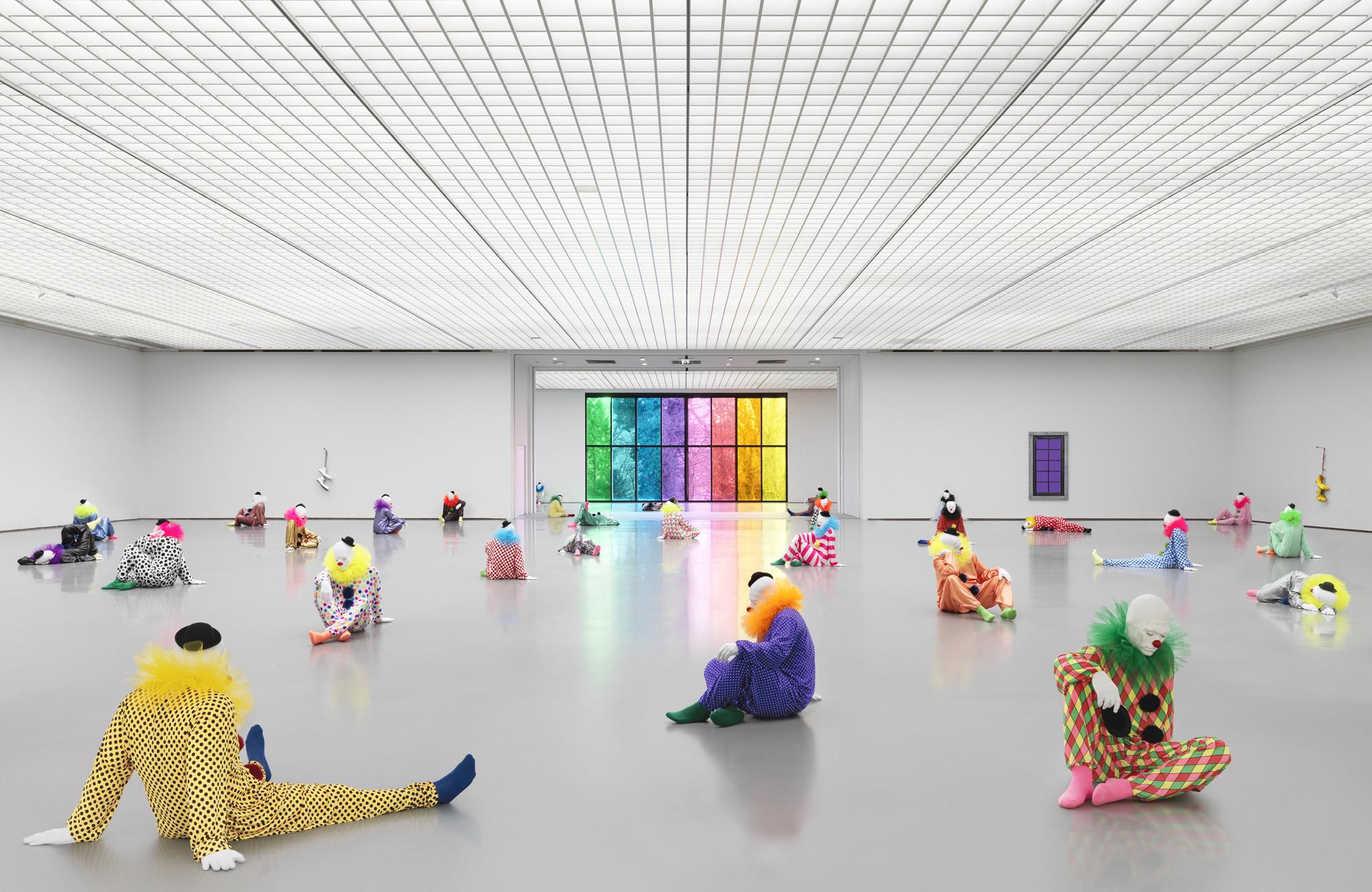 <p>Installation view, <em>Vocabulary of Solitude</em>, Boijmans Museum, Rotterdam,13 February - 29 May 2016</p><p>Photo: Stefan Altenburg</p>