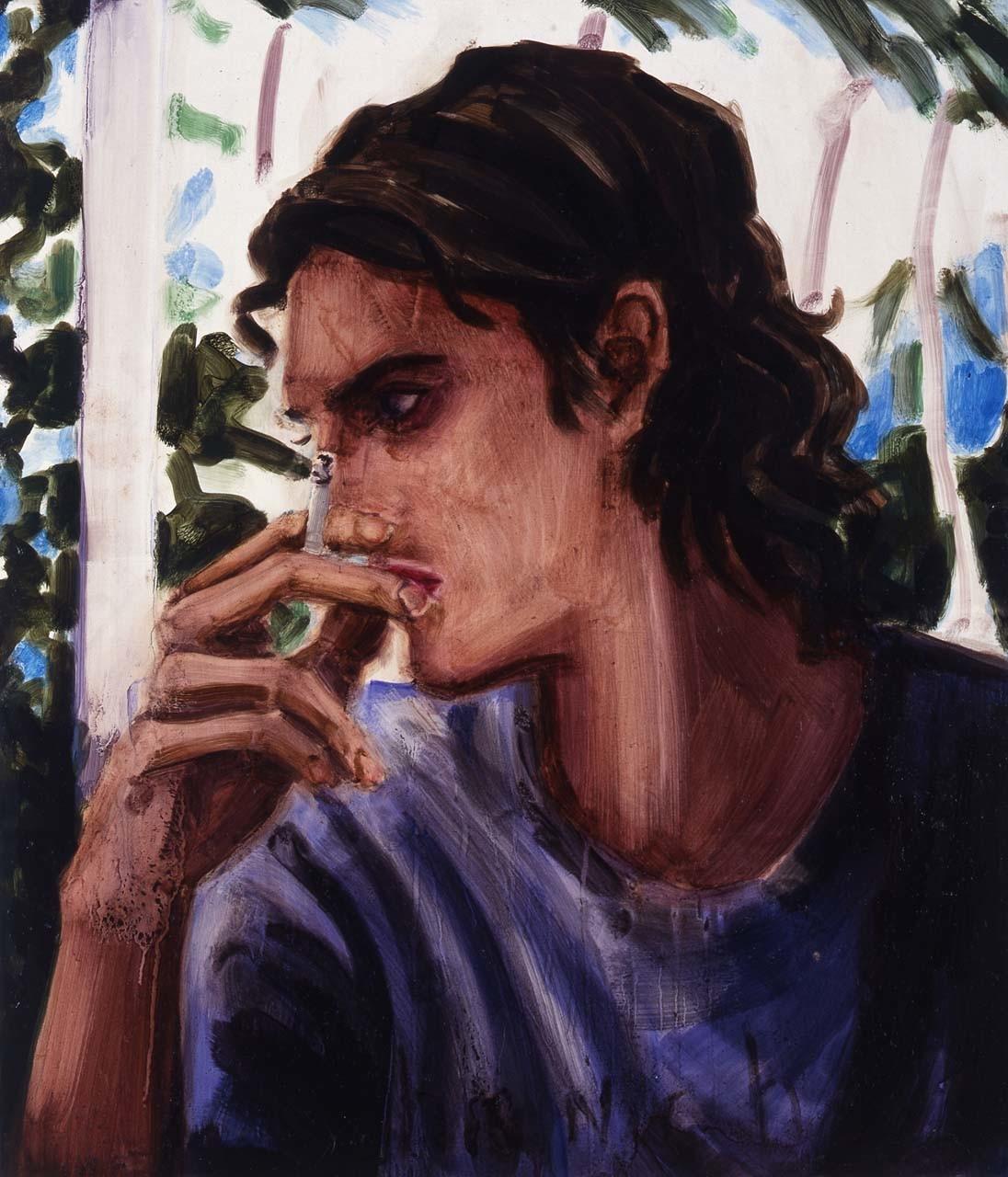 """<div class=""""artwork_caption""""><p>Honcho (St Kitts Tony), 2000</p></div>"""