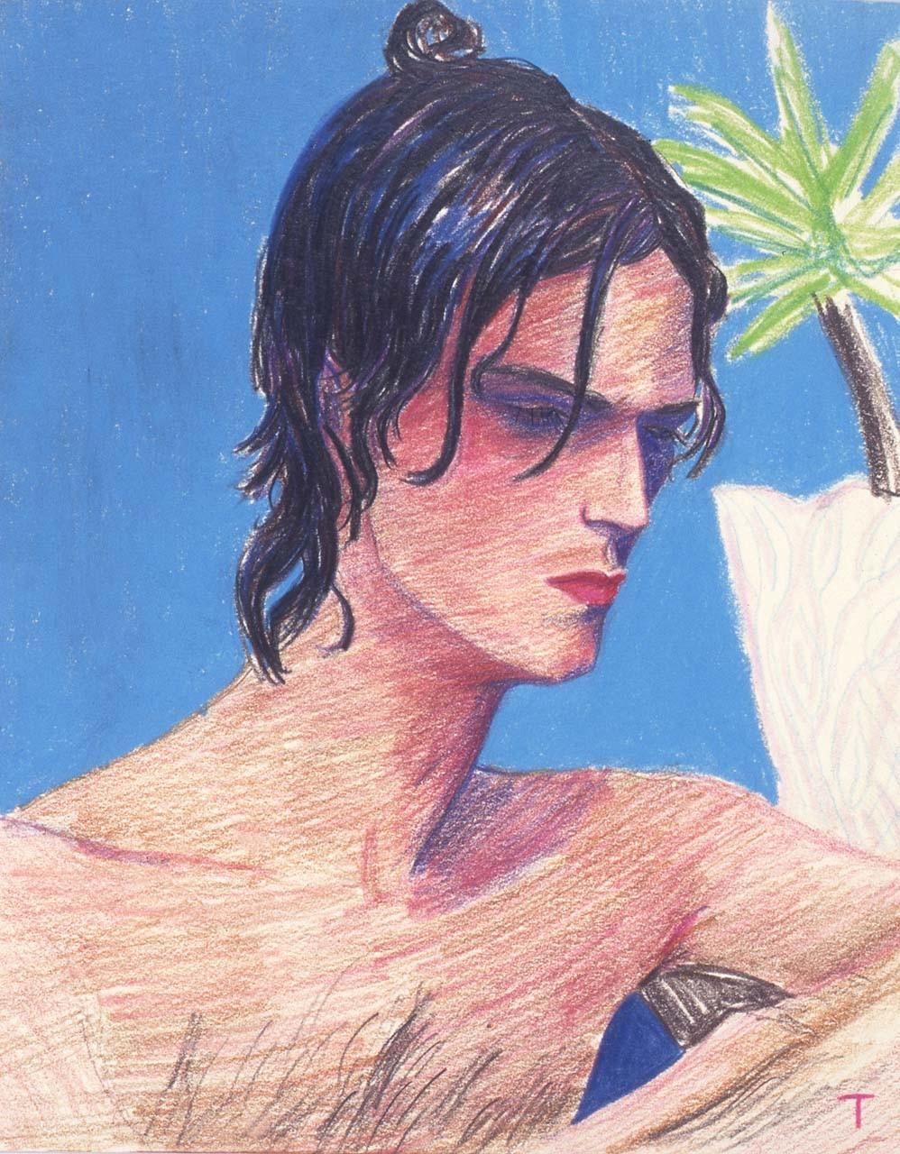 "<div class=""artwork_caption""><p>Pool St. Kitts, 1999</p></div>"