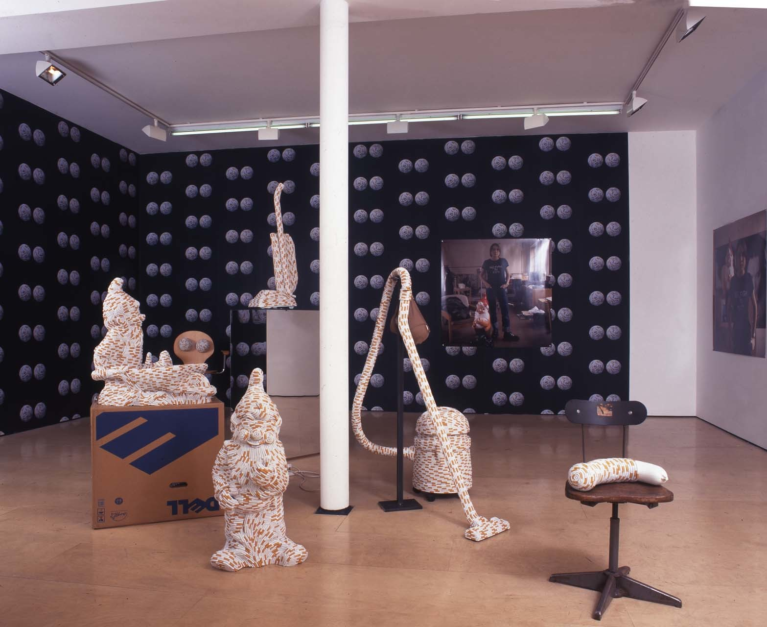 "<div class=""artwork_caption""><p>Installation View, 2000</p></div>"