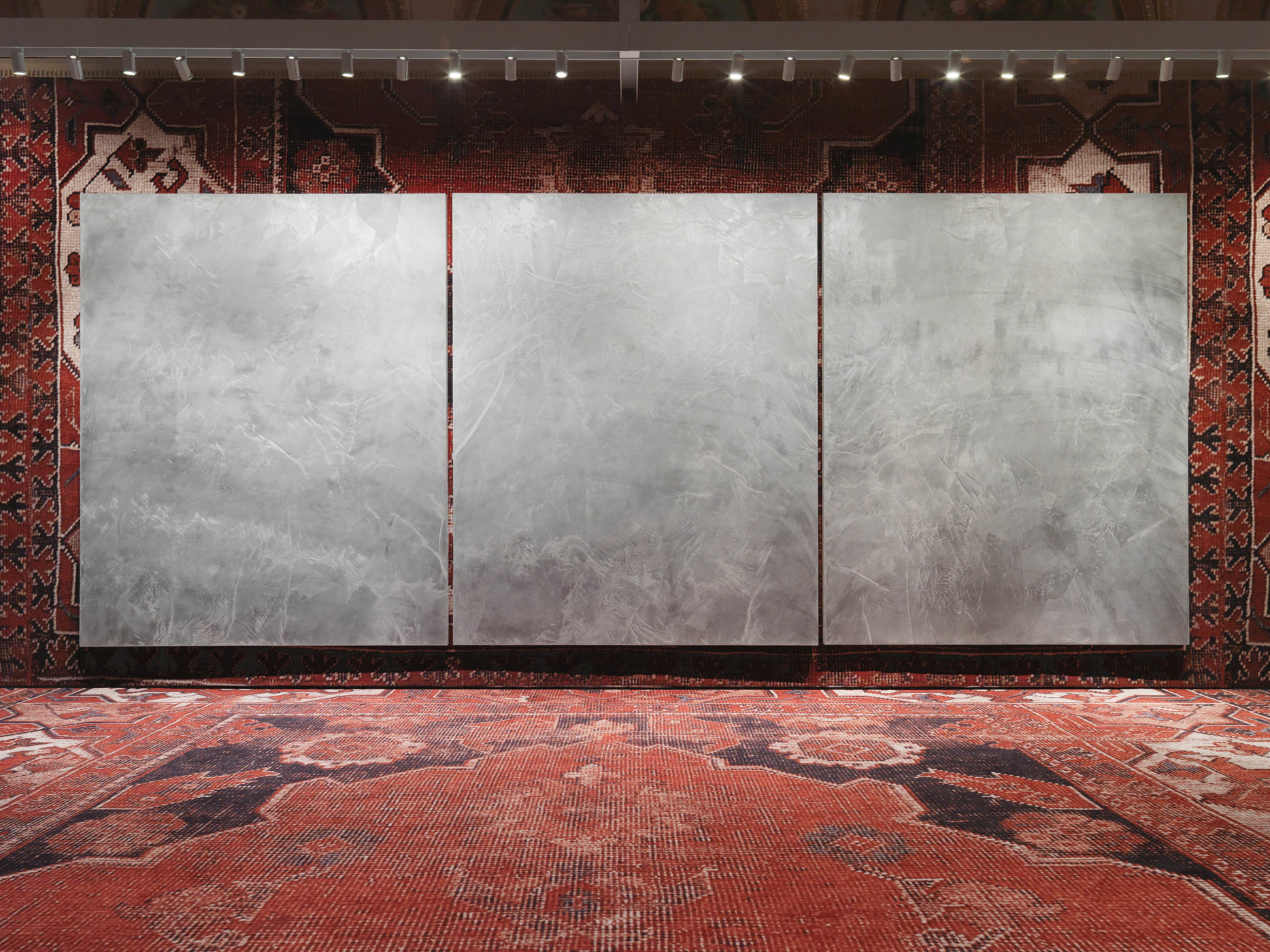 <p>Installation view, Rudolf Stingel, Palazzo Grassi, Venice, Italy, 7 April – 31 December 2013</p>