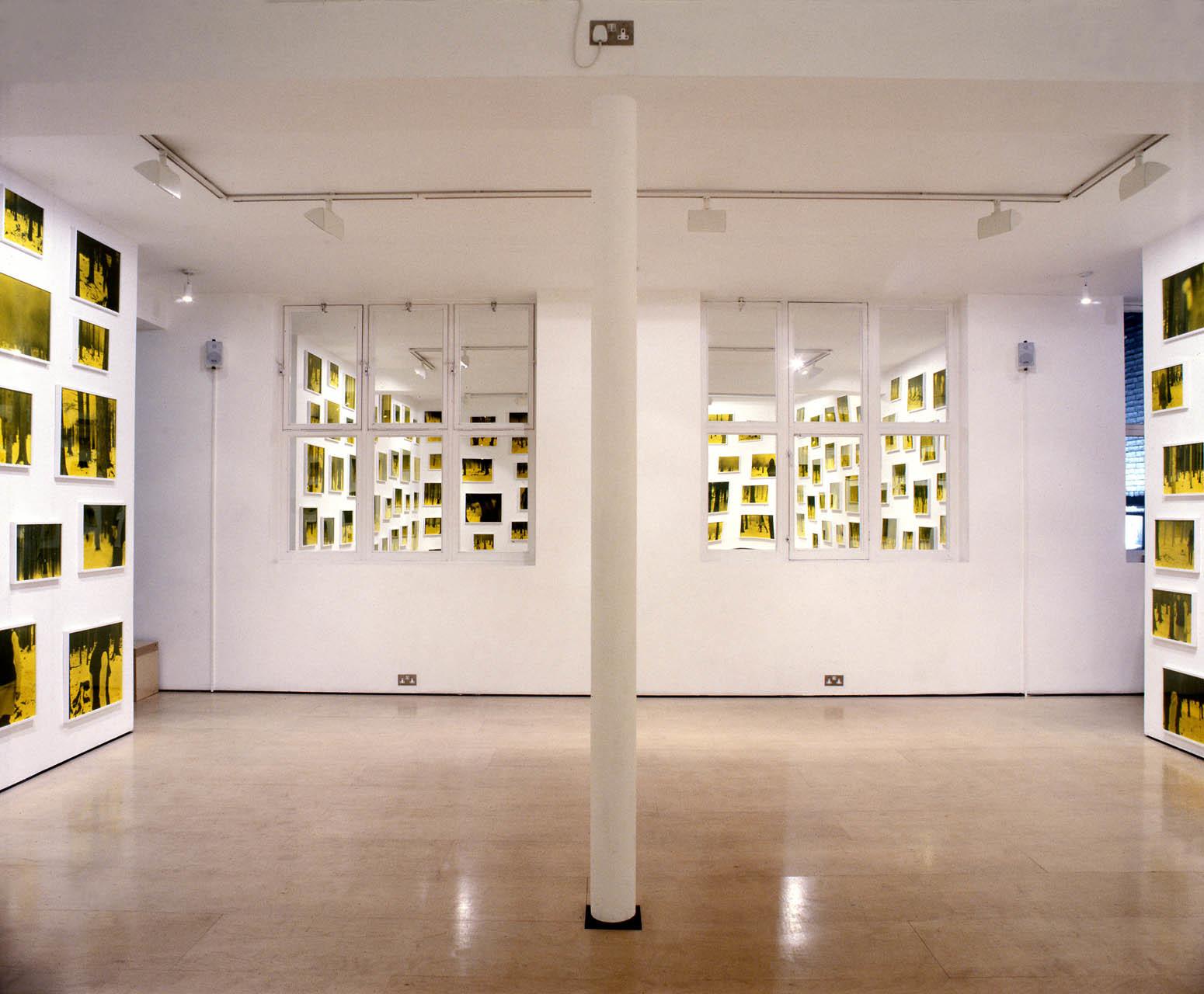 """<div class=""""artwork_caption""""><p>Installation View, 2000</p></div>"""