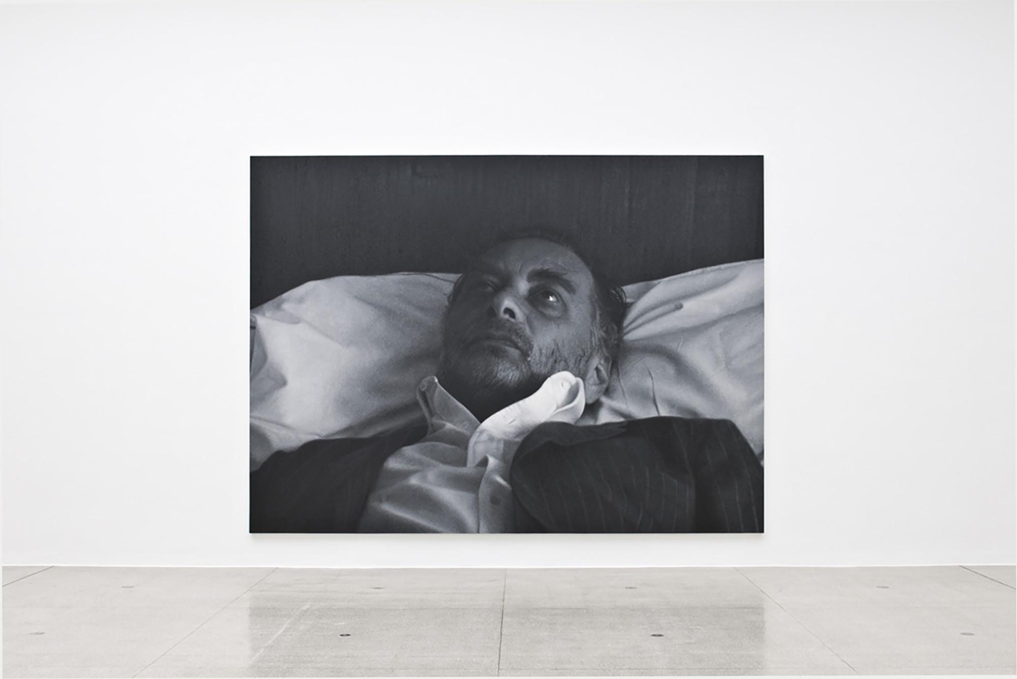 <p><em>Untitled (After Sam)</em>, Installation view, Rudolf Stingel, Secession, Vienna, 23 February – 15 April 2012</p><p>Photo: Jorit Aust</p>