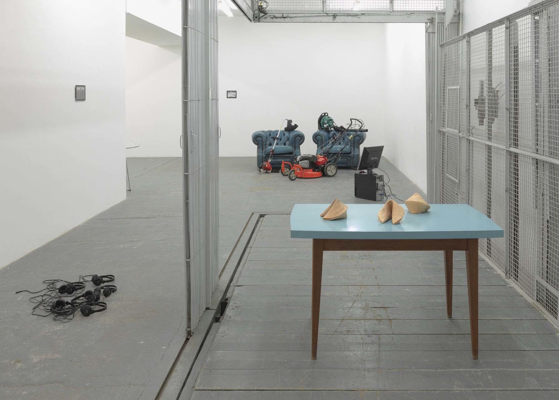 <p>Installation view, 2012</p>