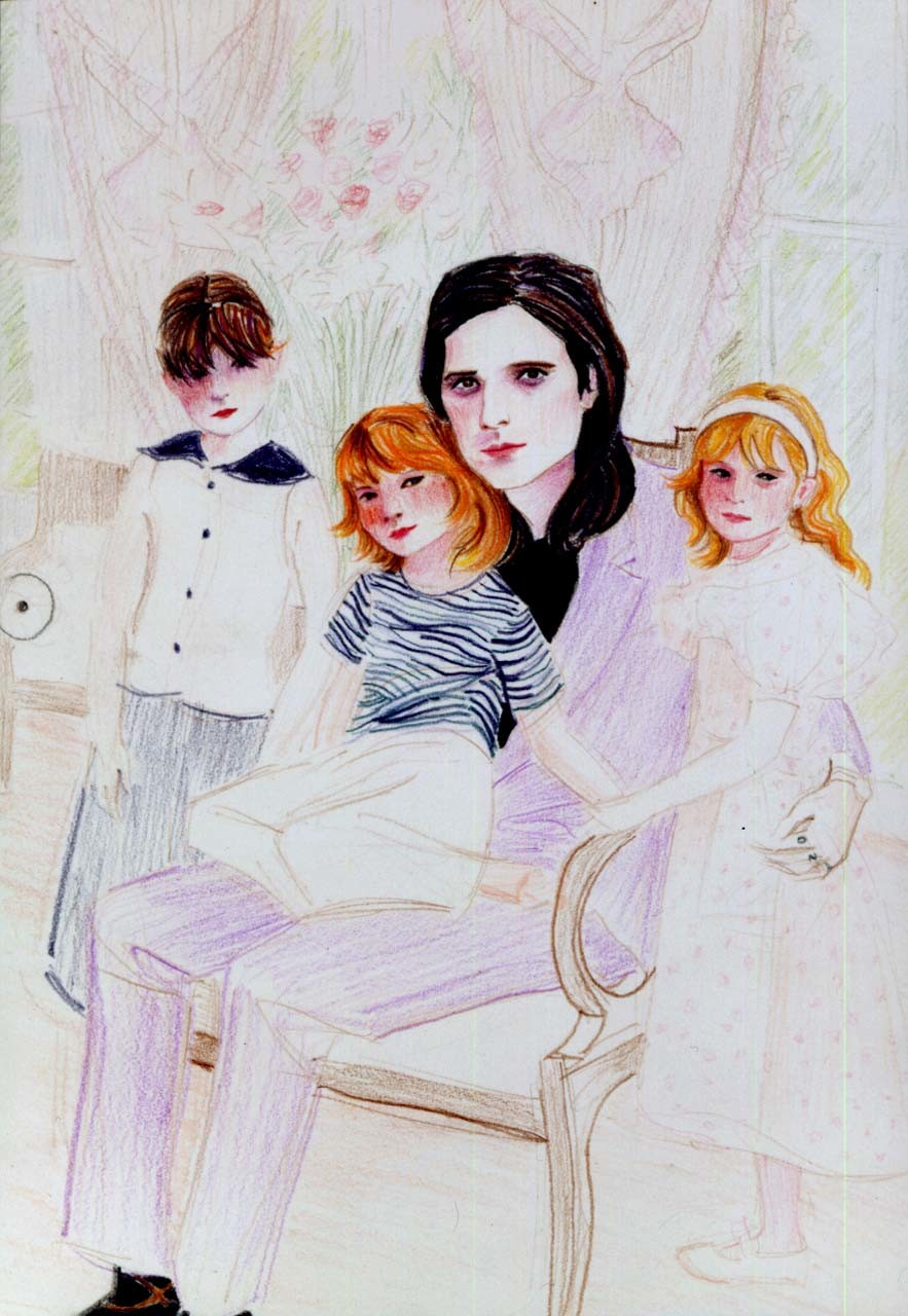 """<div class=""""artwork_caption""""><p>Ozzy and his family in the eighties, 2002</p></div>"""