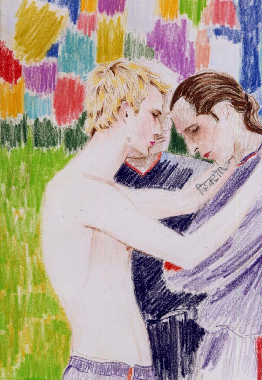 """<div class=""""artwork_caption""""><p>David and David, 2002</p></div>"""