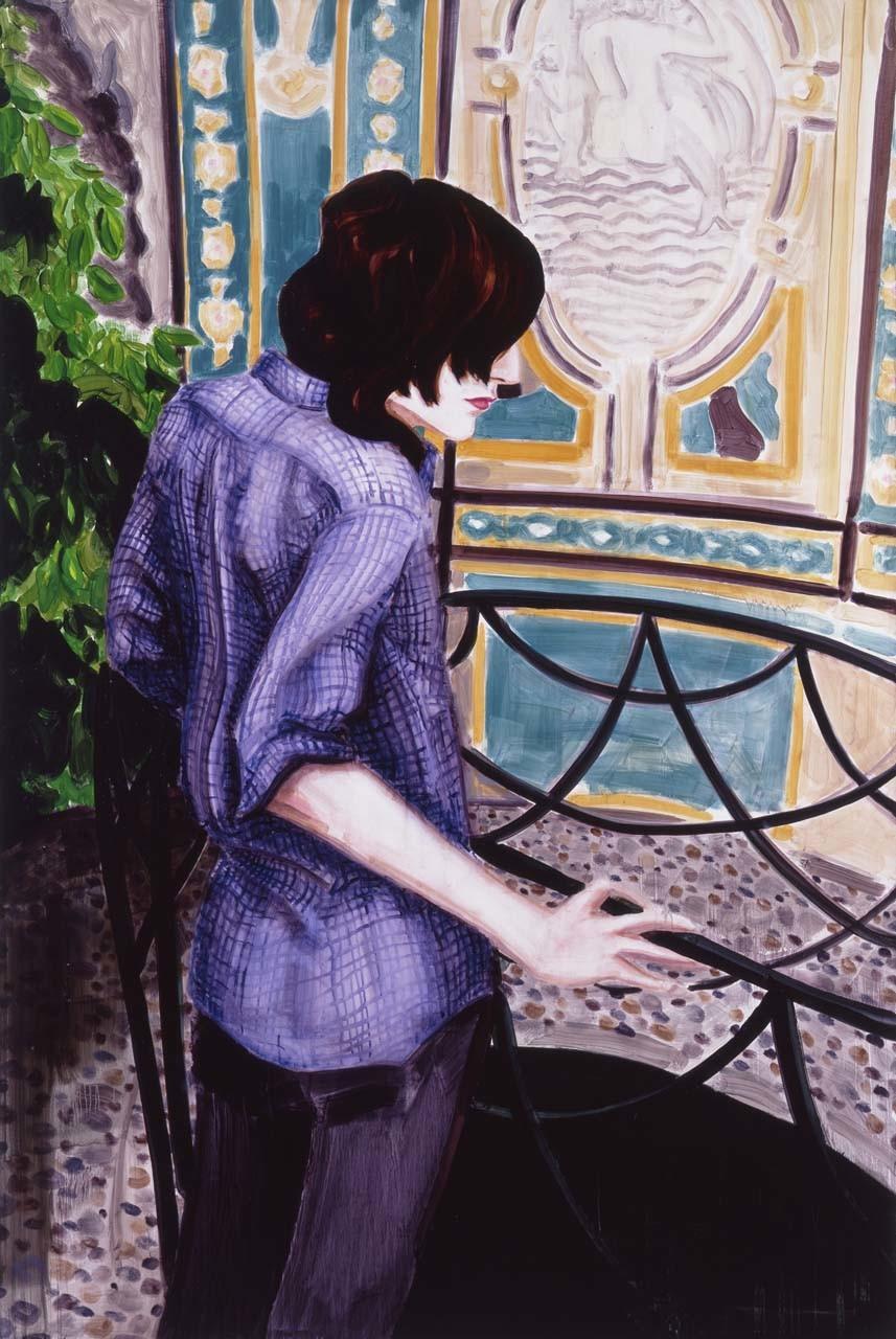 """<div class=""""artwork_caption""""><p>Ben (Villa d'Este), 2002</p></div>"""