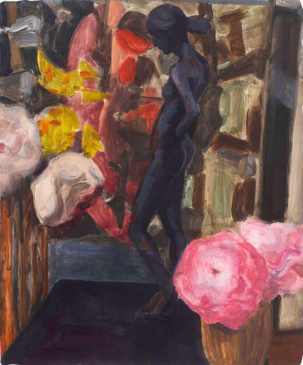 "<div class=""artwork_caption""><p>Yoko Still Life (After Don Brown), 2009</p></div>"