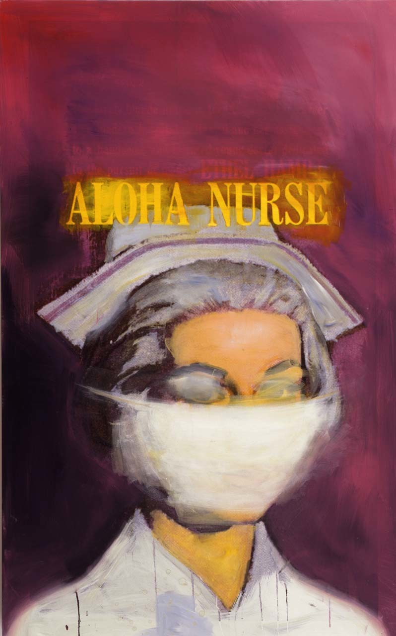 <p>Aloha Nurse, 2002</p>