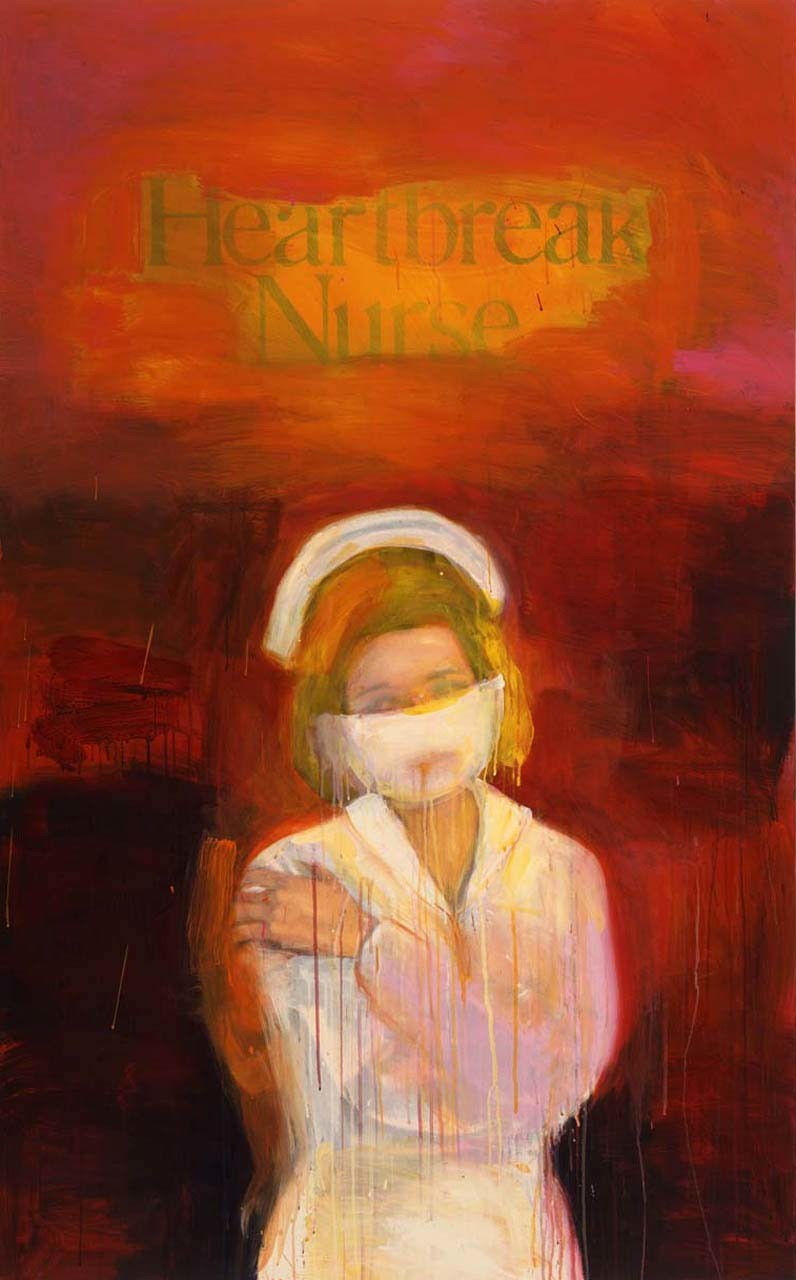 <p>Heartbreak Nurse #2, 2002</p>