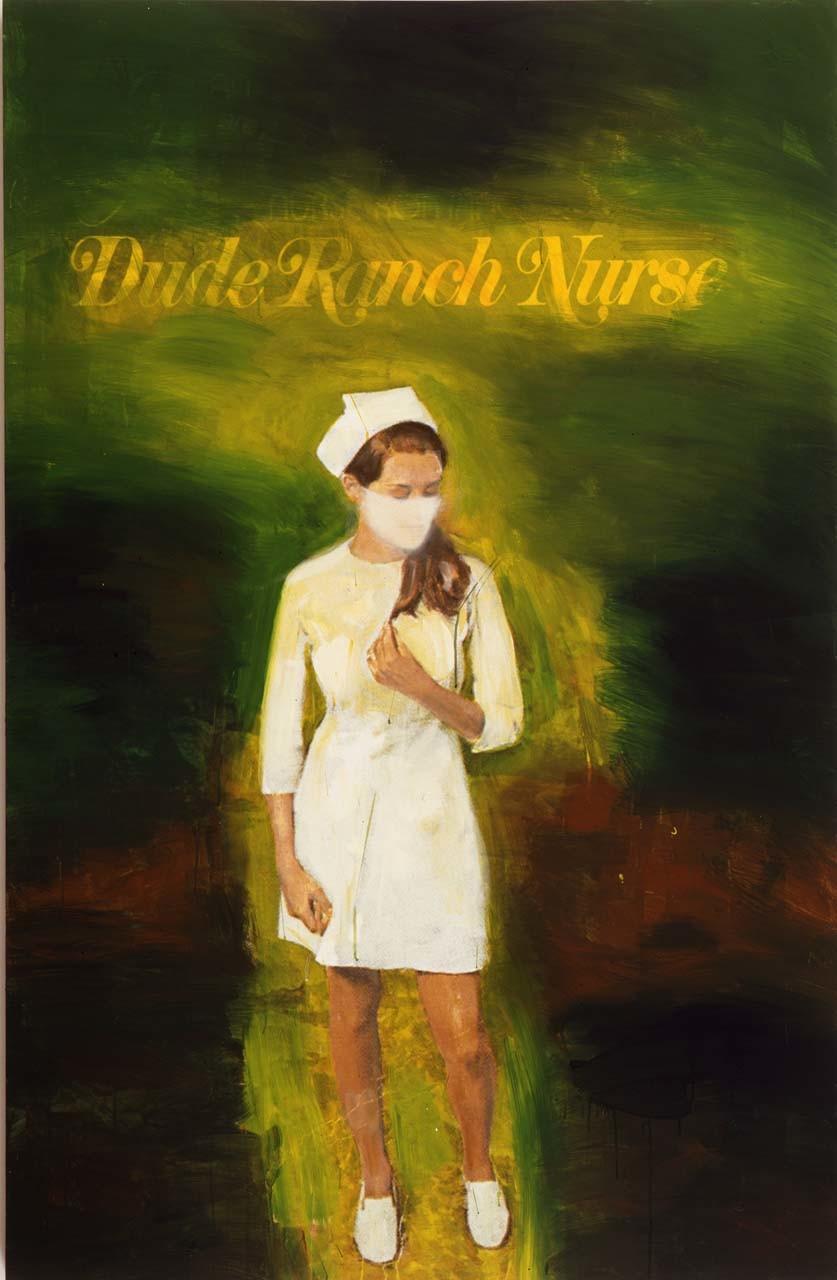 <p>Dude Ranch Nurse, 2002</p>