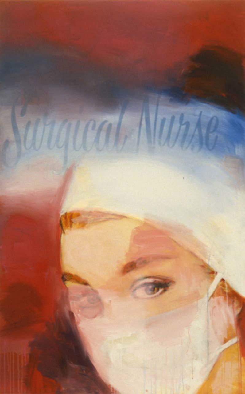 <p>Surgical Nurse, 2002</p>