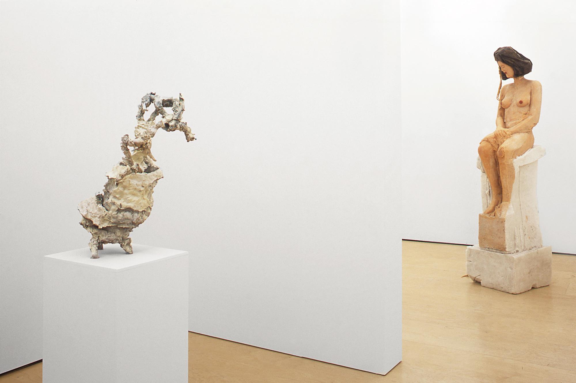 <p>Installation view, 2003</p>