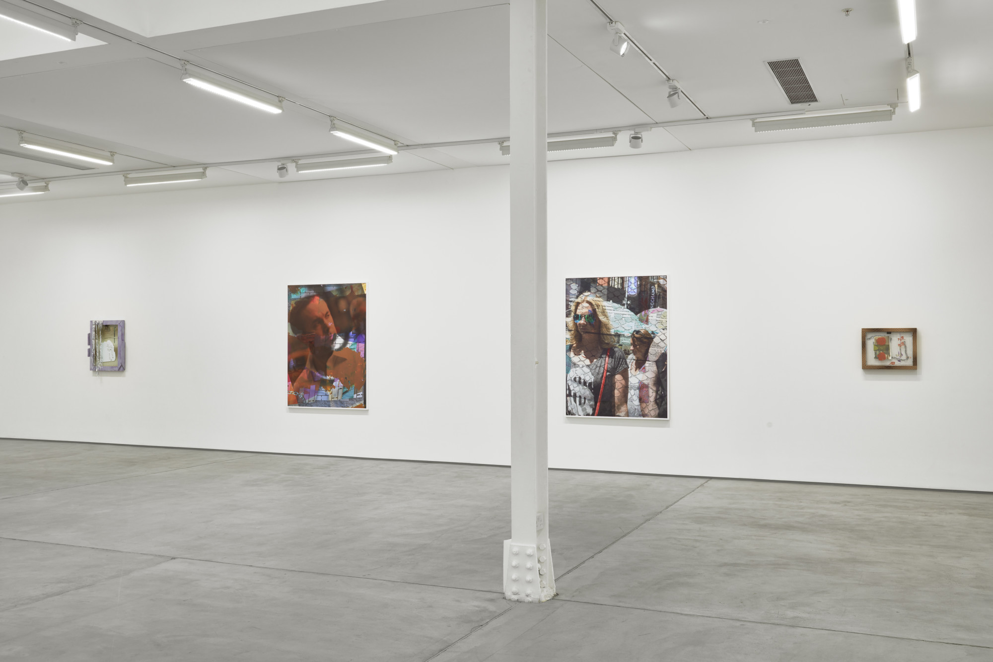"<div class=""artwork_caption""><p>Installation view, 2018</p><p>Photo: Robert Glowacki </p></div>"