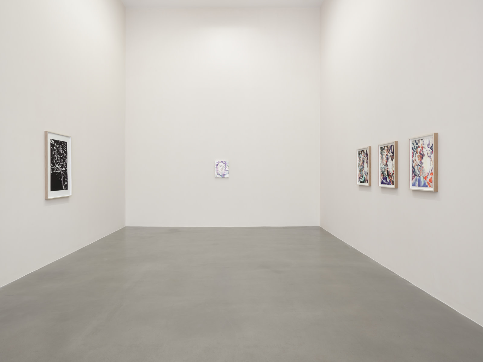 <p>Installation view, 2019<br />Photo: Jack Hems</p>