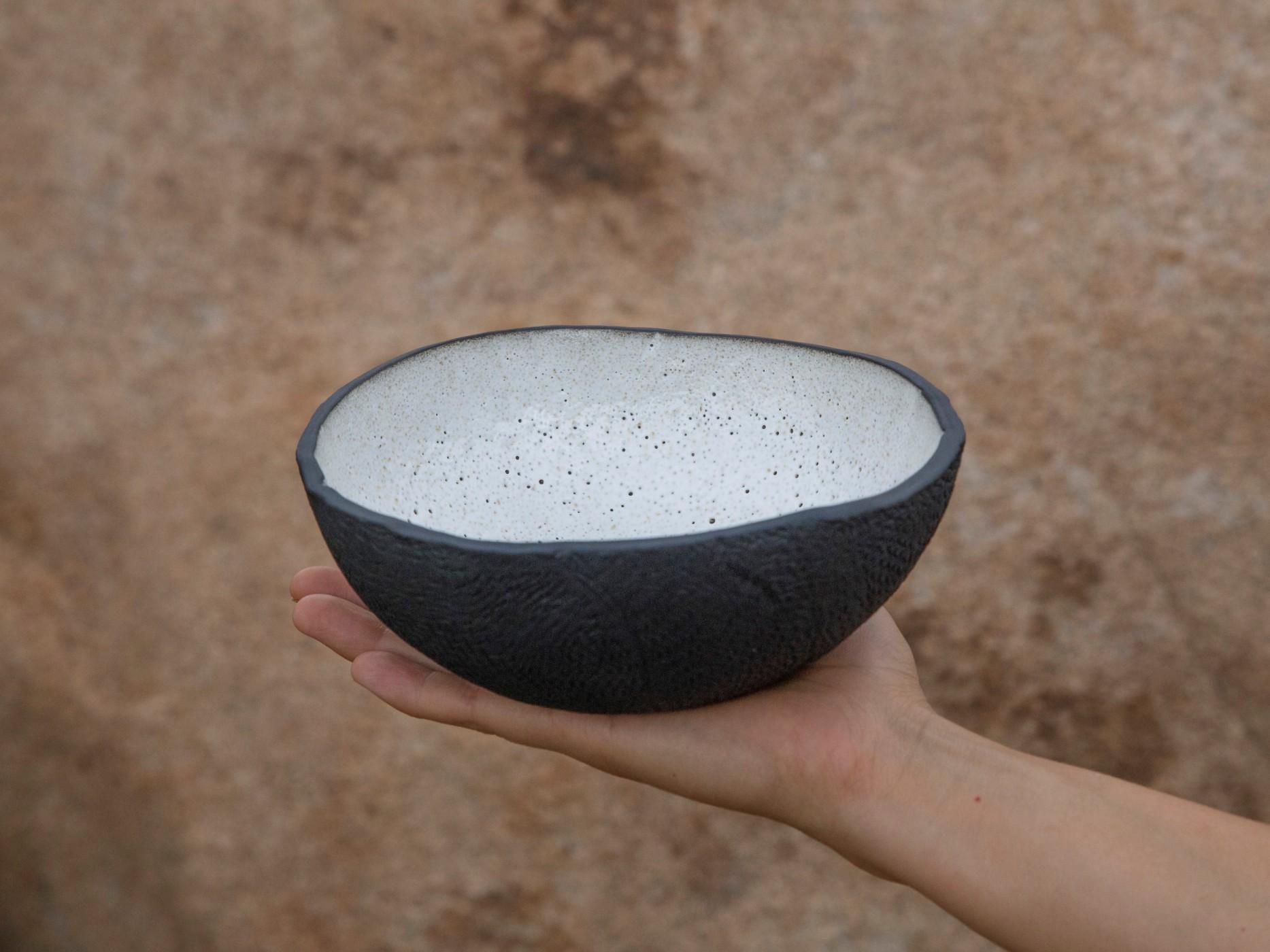 <p>Ceramic bowl, 2019</p>