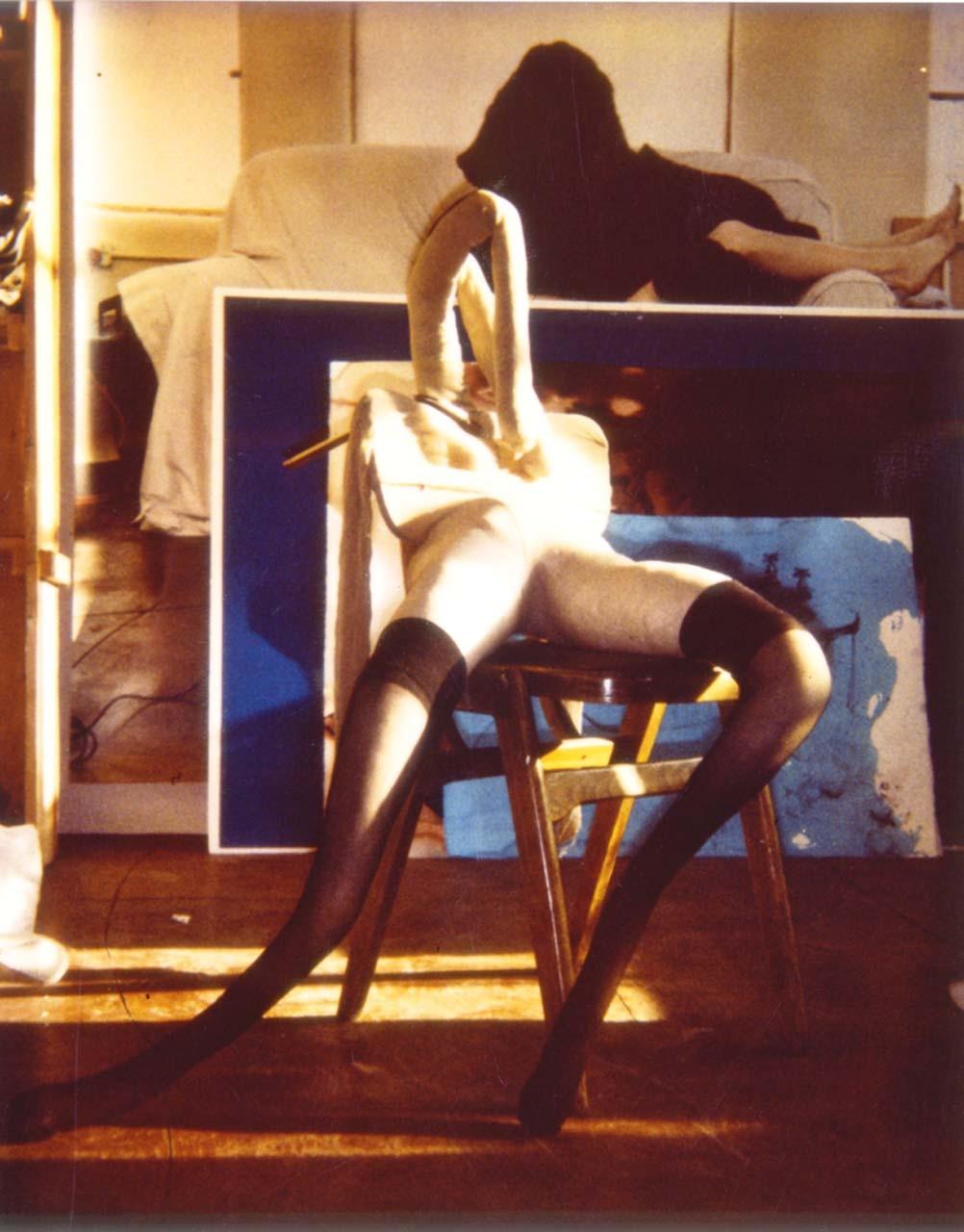 <p>Polaroid Bunny #2, 1997</p>