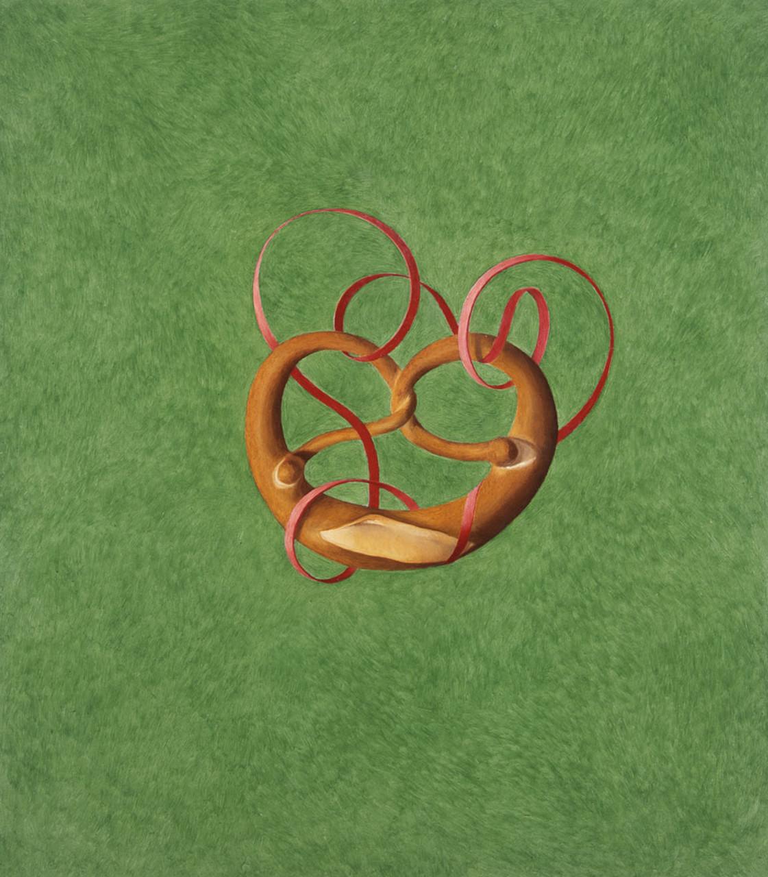 "<div class=""artwork_caption""><p>Untitled (pretzel), 2004</p></div>"