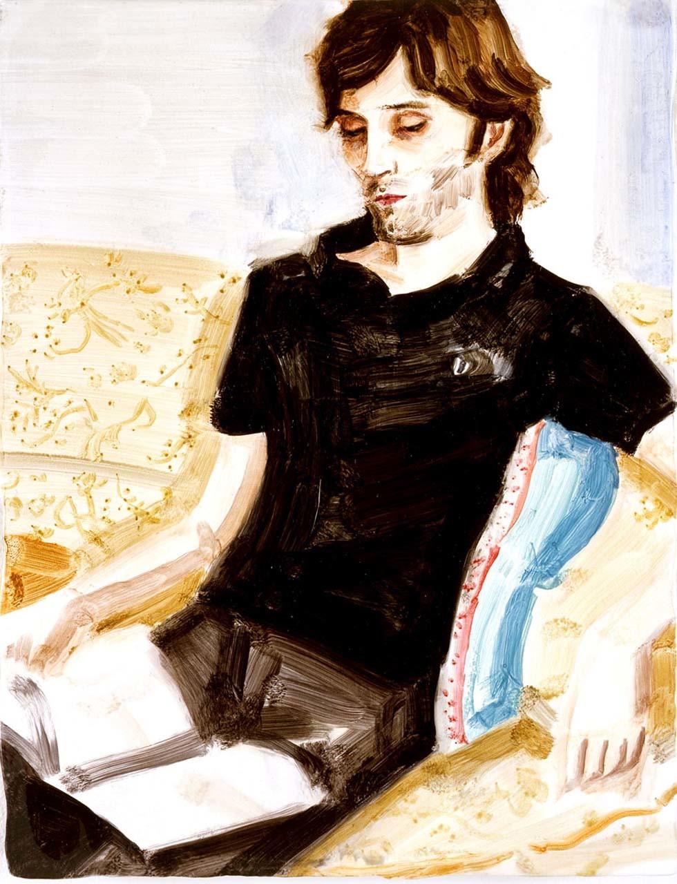 """<div class=""""artwork_caption""""><p>Angus (Angus Fairhurst), 2005</p></div>"""