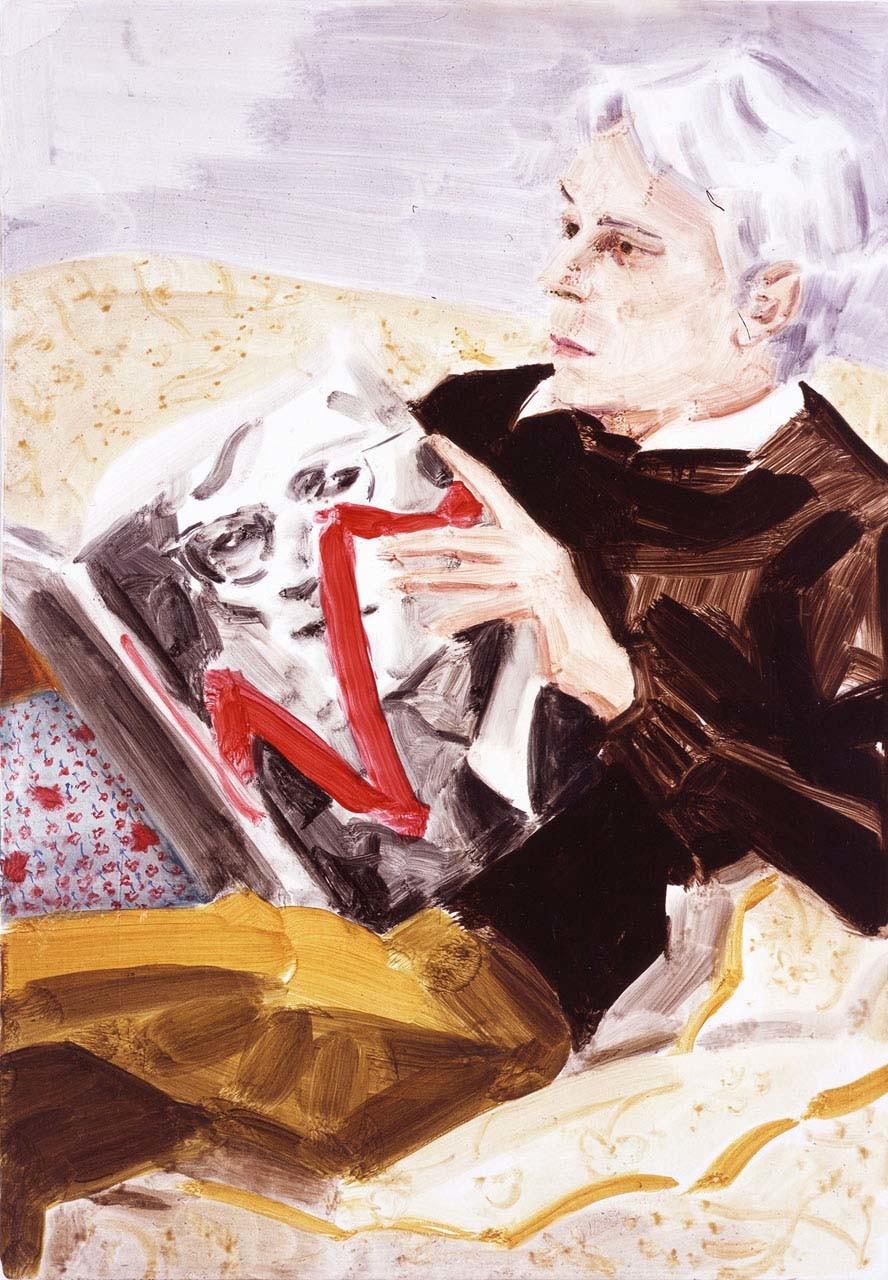 "<div class=""artwork_caption""><p>John (John Reinhold), 2005</p></div>"