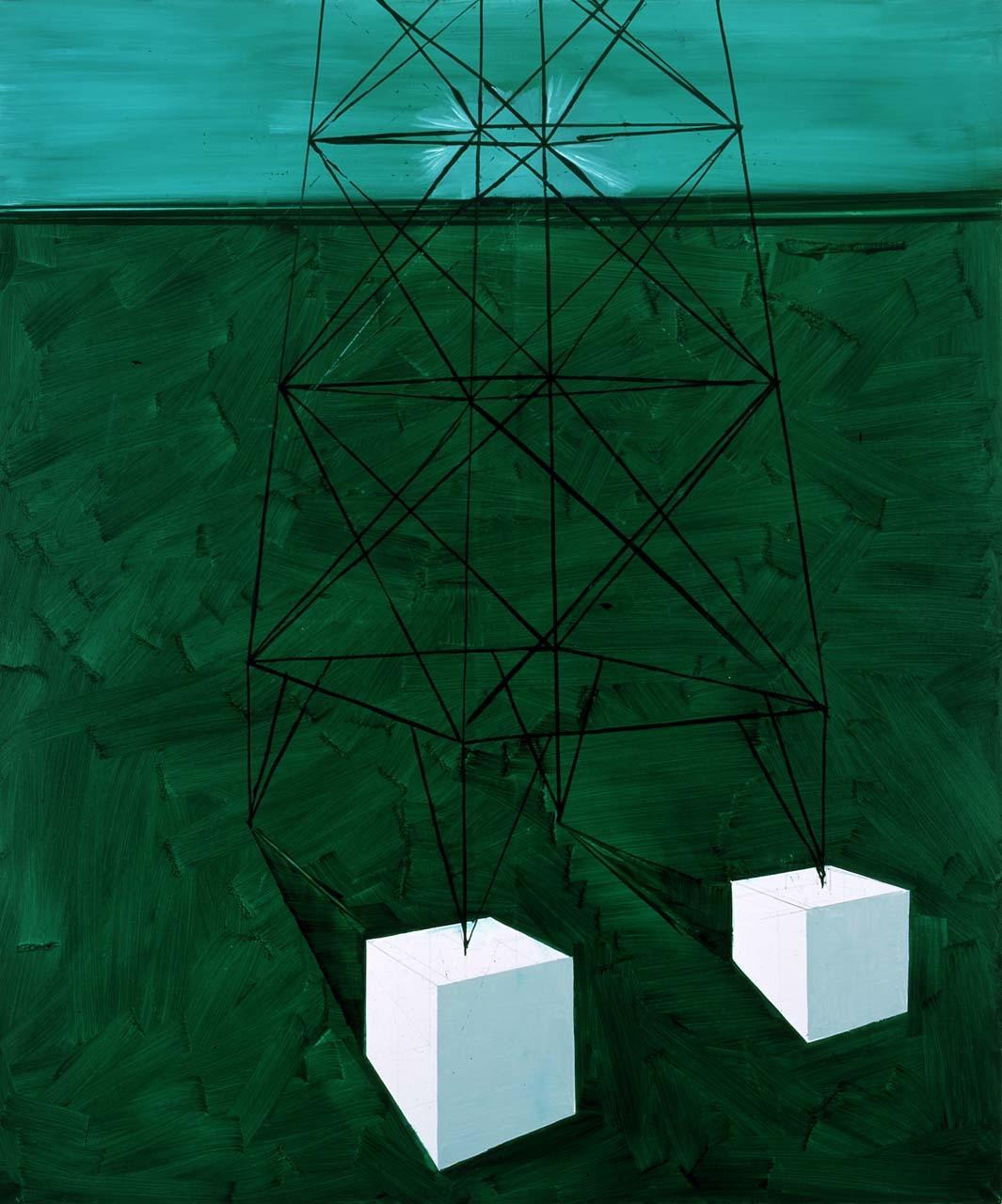 """<div class=""""artwork_caption""""><p>A Pole, 2006</p></div>"""
