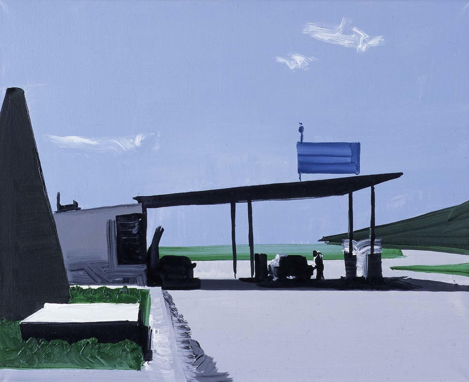 """<div class=""""artwork_caption""""><p>Gas Station 2, 2006</p></div>"""
