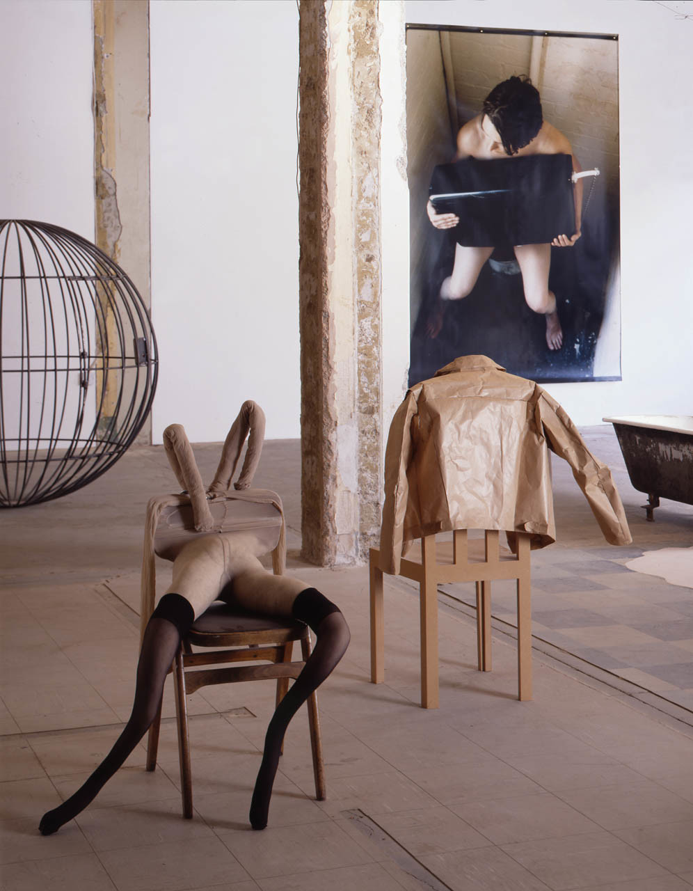 <p>Installation View, 1997</p>