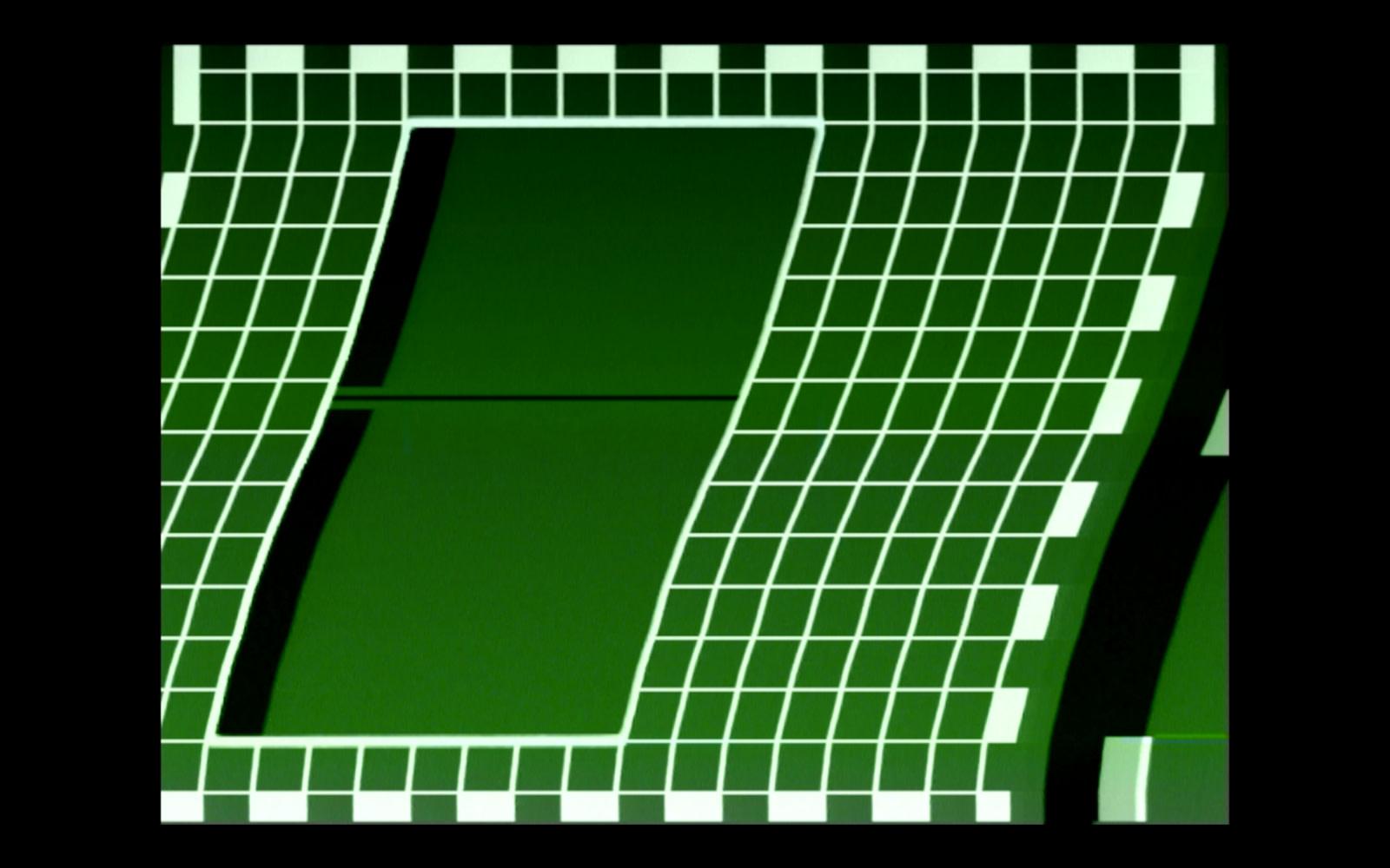 """<div class=""""artwork_caption""""><div class=""""title""""><em>Grid & Spike ed. of 5</em>, 2013</div><div class=""""medium"""">video</div><div class=""""dimensions"""">dur: 2 min, 54 sec</div><div class=""""edition_details""""></div></div>"""