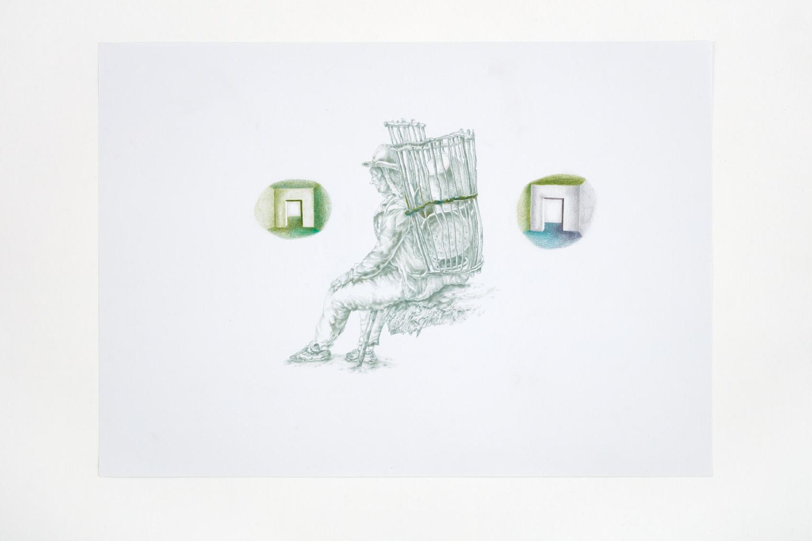 "<div class=""artwork_caption""><div class=""title""><em>Untitled</em>, 2020</div><div class=""medium"">coloured pencil on paper</div><div class=""dimensions"">site size: 30.4 x 45.4 cm / 12 x 17 ⅞ in<br />frame size: 34.1 x 46.4 x 2.5 cm / 13 ⅜ x 18 ¼ x 1 in</div></div><div class=""link""><span class=""website_contact_form"" data-contact-form-details=""Untitled , 2020  coloured pencil on paper  site size: 30.4 x 45.4 cm / 12 x 17 ⅞ in frame size: 34.1 x 46.4 x 2.5 cm / 13 ⅜ x 18 ¼ x 1 in"" data-contact-form-image=""https://artlogic-res.cloudinary.com/w_200,h_200,c_fill,f_auto,fl_lossy/ws-sadiecoles/usr/exhibitions/images/exhibitions/829/hq24-hm16788d-untitled_unframed.jpeg"">Enquire</span></div>"