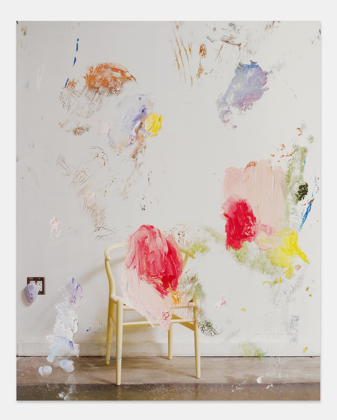 "<div class=""artwork_caption""><div class=""title""><em>White Chair</em>, 2021</div><div class=""medium"">aluminium composite panel, aluminium honeycomb, polyurethane adhesive, epoxy primer, gesso, solvent-based screen printing paint, water-based screen printing paint</div><div class=""dimensions"">site size: 243.8 x 194.9 x 2.2 cm / 96 x 76 ¾ x ⅞ in<br />frame size: 247.6 x 198.7 x 5.1 cm / 97 ½ x 78 ¼ x 2 ⅛ in</div></div><div class=""link""><span class=""website_contact_form"" data-contact-form-details=""White Chair, 2021  aluminium composite panel, aluminium honeycomb, polyurethane adhesive, epoxy primer, gesso, solvent-based screen printing paint, water-based screen printing paint  site size: 243.8 x 194.9 x 2.2 cm / 96 x 76 ¾ x ⅞ in frame size: 247.6 x 198.7 x 5.1 cm / 97 ½ x 78 ¼ x 2 ⅛ in"" data-contact-form-image=""https://artlogic-res.cloudinary.com/w_200,h_200,c_fill,f_auto,fl_lossy/ws-sadiecoles/usr/exhibitions/images/exhibitions/859/hq24-uf17311p_uf21003_white_chair_b_rt_canonical.jpeg"">Enquire</span></div>"
