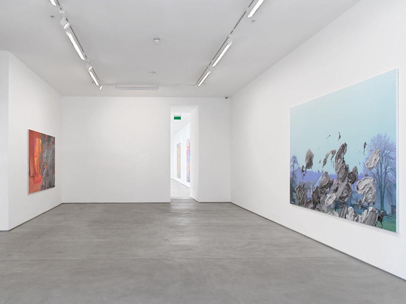 "<div class=""artwork_caption""><p>Installation view,<em>The Intelligence of Nature</em>,Sadie Coles HQ 62 Kingly Street, W1, on view</p><p>Photography byStefan Altenburger</p></div>"
