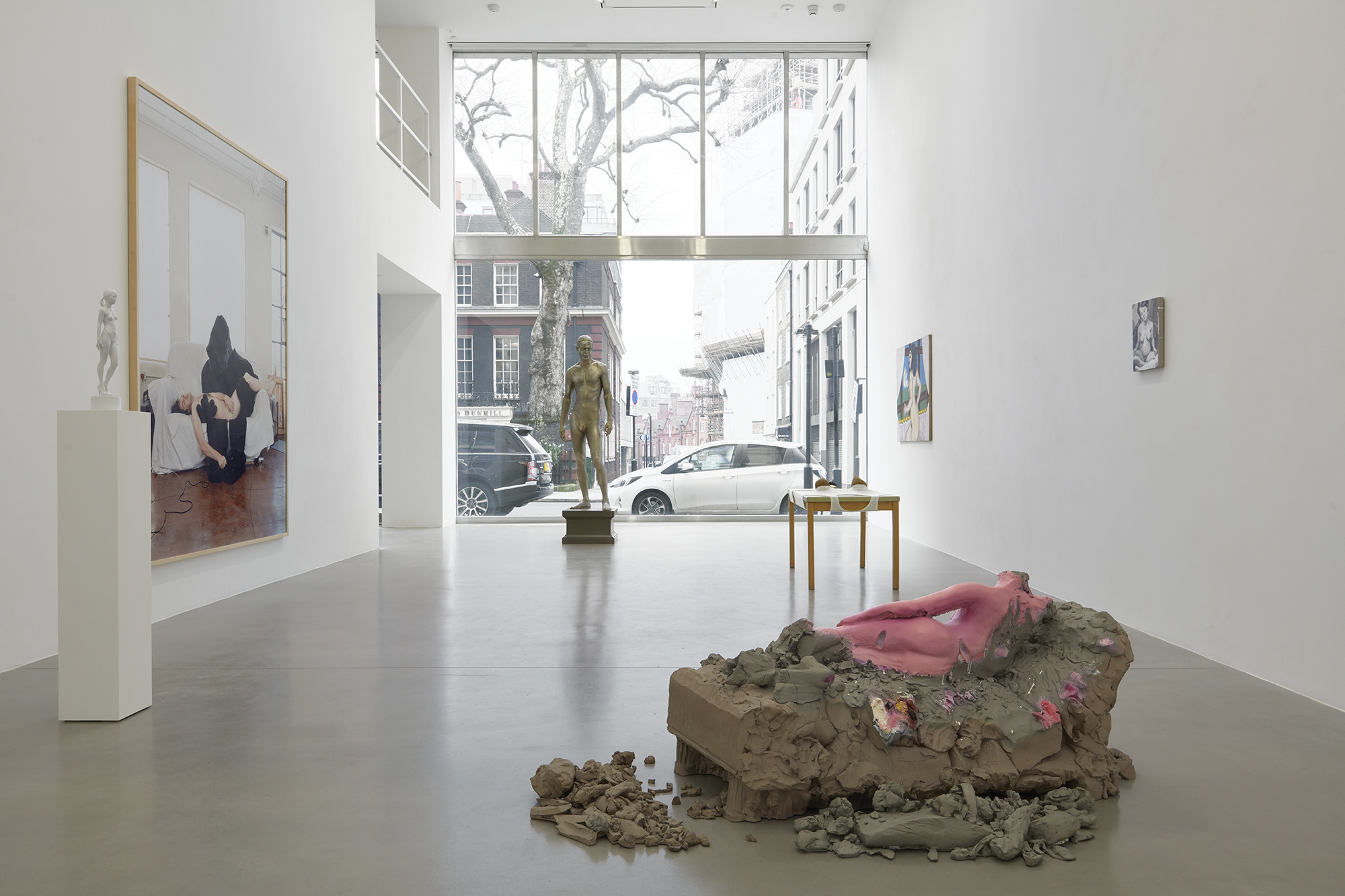 <p>Installation View, 2018</p>