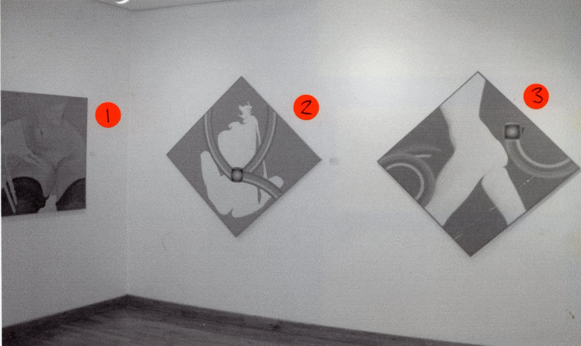 """<span class=""""link fancybox-details-link""""><a href=""""/exhibitions/131/works/image_standalone539/"""">View Detail Page</a></span><p>EVELYNE AXELL   EROTOMOBILES   05 JUN - 31 AUG 2003   Installation View</p>"""