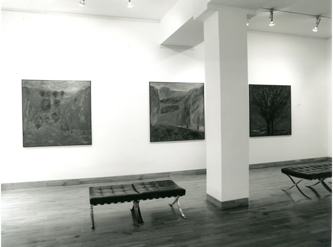 """<span class=""""link fancybox-details-link""""><a href=""""/exhibitions/182/works/image_standalone832/"""">View Detail Page</a></span><p>JOHN D. EDWARDS   RECENT WORK   14 SEP - 27 OCT 1995   Installation View</p>"""