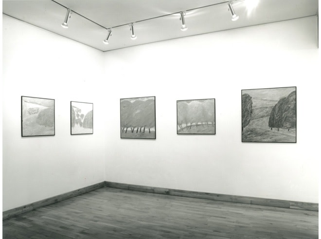 """<span class=""""link fancybox-details-link""""><a href=""""/exhibitions/182/works/image_standalone835/"""">View Detail Page</a></span><p>JOHN D. EDWARDS   RECENT WORK   14 SEP - 27 OCT 1995   Installation View</p>"""