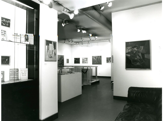 """<span class=""""link fancybox-details-link""""><a href=""""/exhibitions/195/works/image_standalone913/"""">View Detail Page</a></span><p>HUMPHREY JENNINGS 
