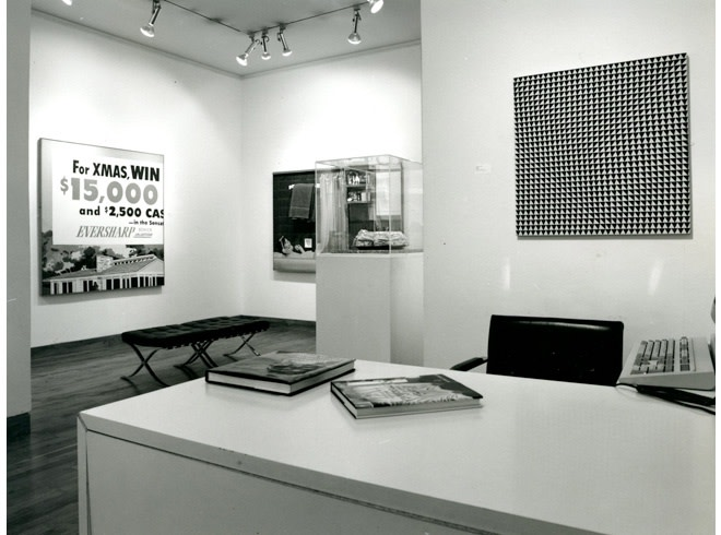 "<span class=""link fancybox-details-link""><a href=""/exhibitions/209/works/image_standalone991/"">View Detail Page</a></span><p>SUMMER SELECTION FROM THE SIXTIES  