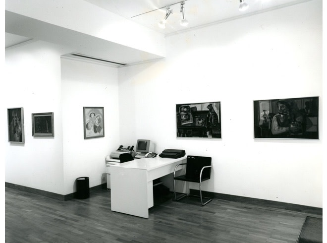 """<span class=""""link fancybox-details-link""""><a href=""""/exhibitions/230/works/image_standalone1154/"""">View Detail Page</a></span><p>BRITISH PAINTINGS AND DRAWINGS   16 OCT - 18 NOV 1988   Installation View</p>"""