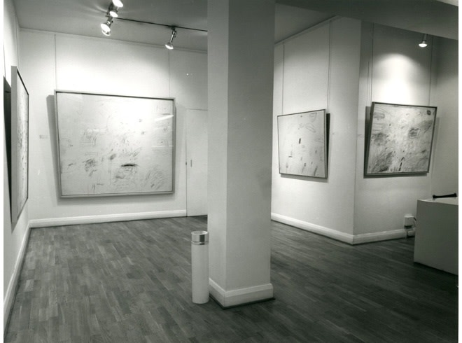 """<span class=""""link fancybox-details-link""""><a href=""""/exhibitions/275/works/image_standalone1413/"""">View Detail Page</a></span><p>CY TWOMBLY 