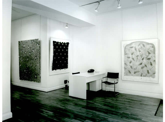 """<span class=""""link fancybox-details-link""""><a href=""""/exhibitions/285/works/image_standalone1445/"""">View Detail Page</a></span><p>ROBERT ZAKANITCH   NEW WORKS   27 MAY - 26 JUN 1981   Installation View</p>"""