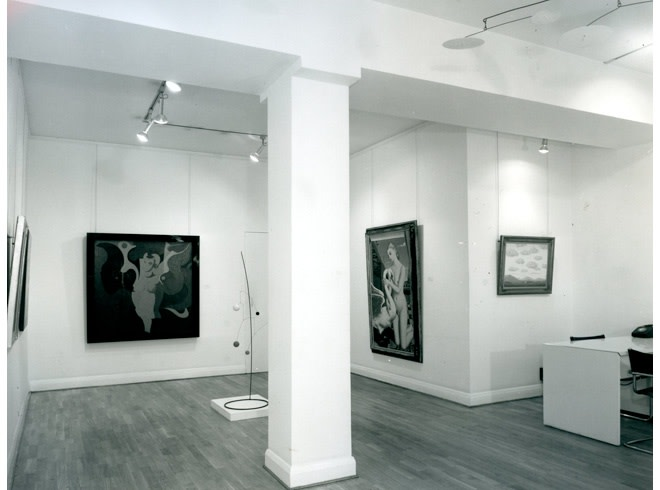 """<span class=""""link fancybox-details-link""""><a href=""""/exhibitions/287/works/image_standalone1454/"""">View Detail Page</a></span><p>MAJOR PAINTINGS AND SCULPTURE 